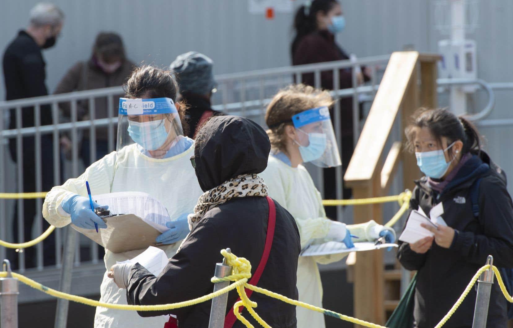 Au total, le Canada comptait vendredi quelque 175 500 cas de COVID-19, dont plus de 9500 décès.