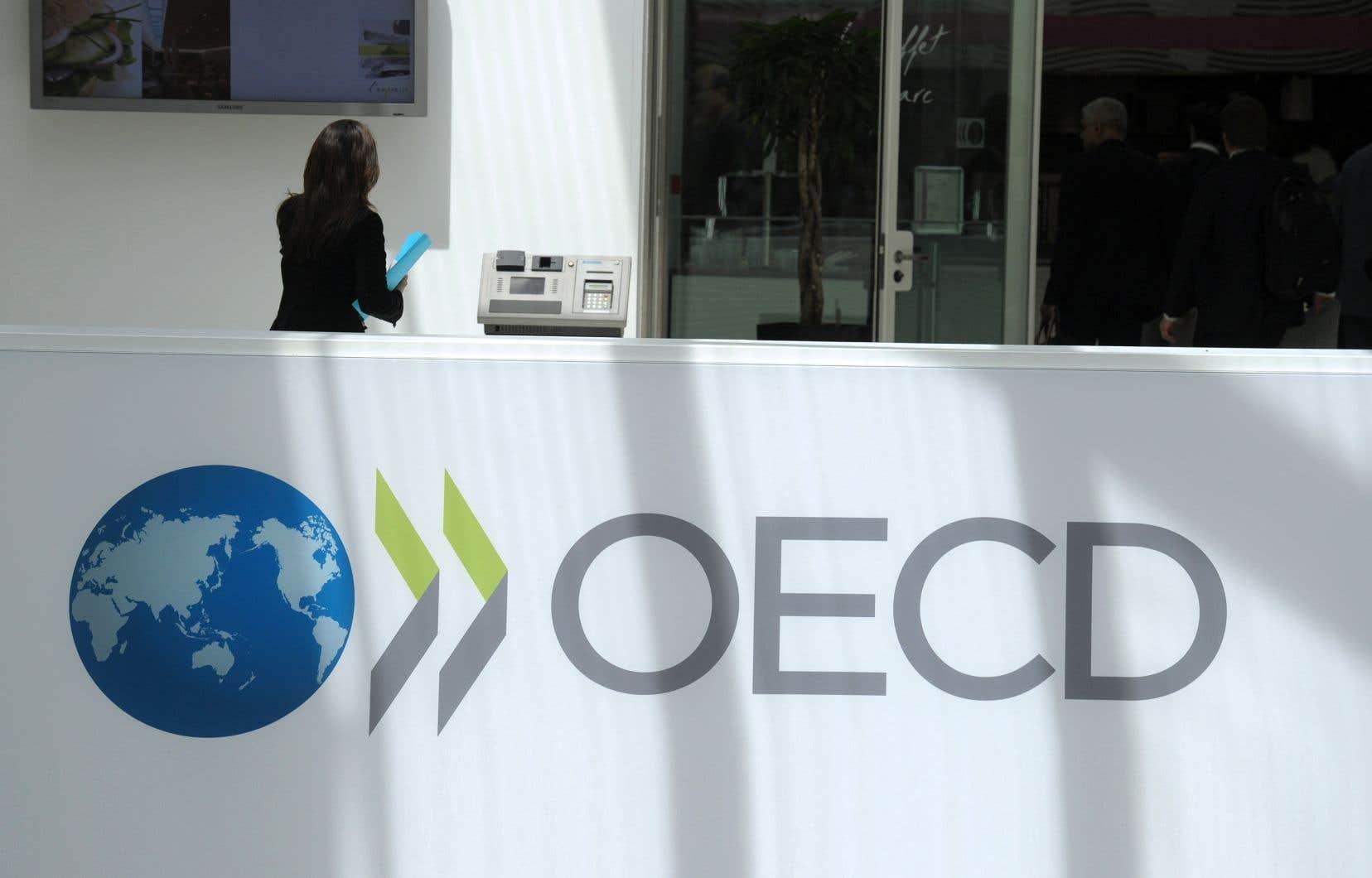 Les gouvernements de 137 pays ont accepté de s'associer dans la recherche de solutions communes à l'OCDE.