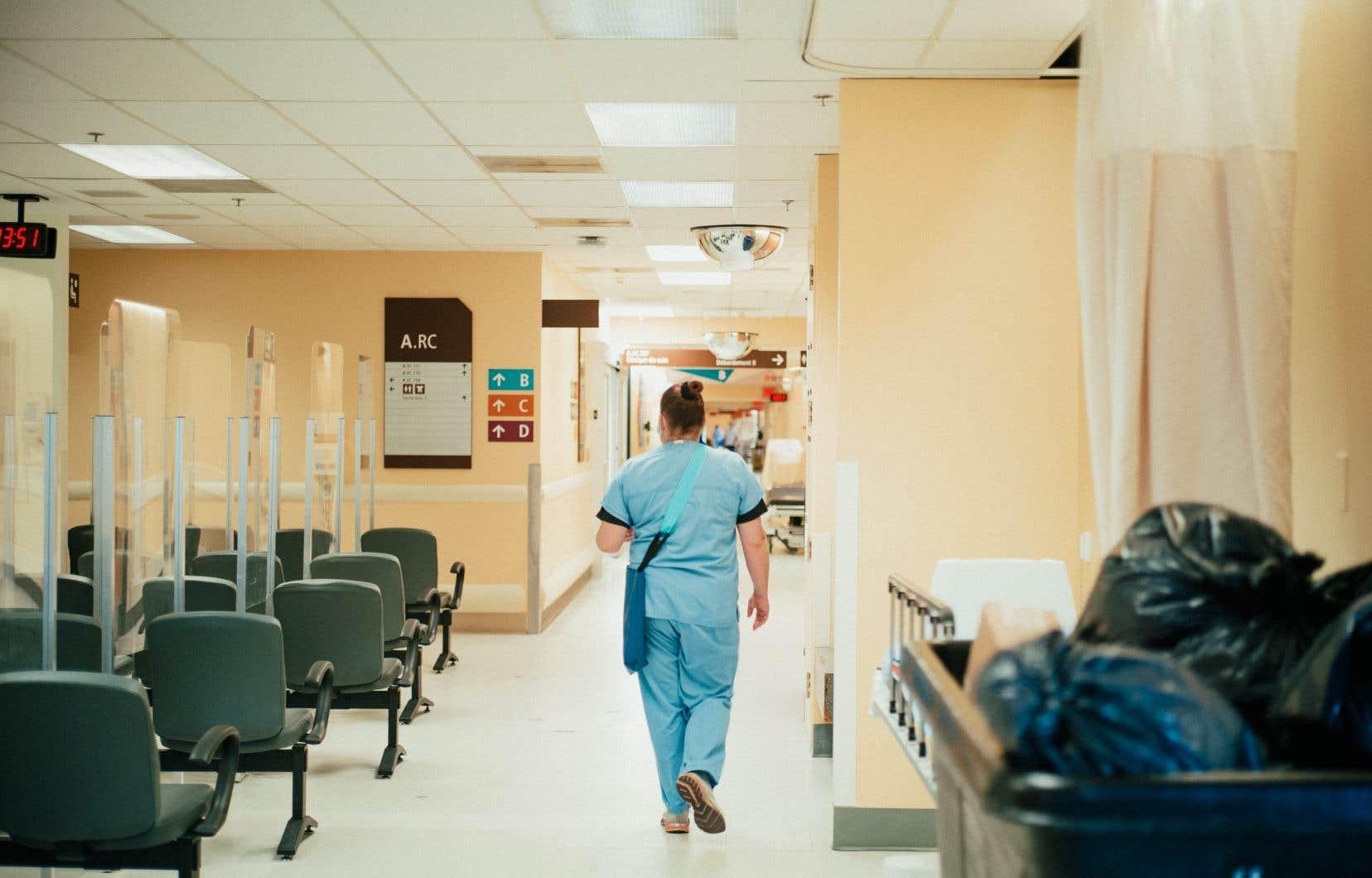 Ailleurs au Québec, 90% des diplômées en sciences infirmières travaillent dans leur région d'origine, mais en Outaouais, le taux est de 70%.