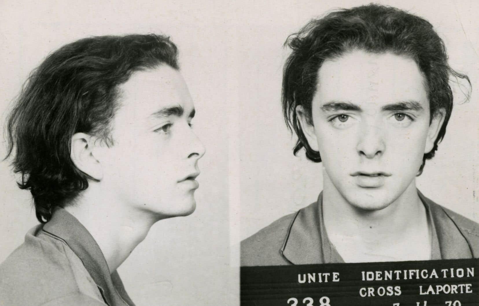 Bernard Lortie, ancien membre de la cellule Chénier, assure que jamais il n'a été question de tuer personne pendant la crise d'Octobre.