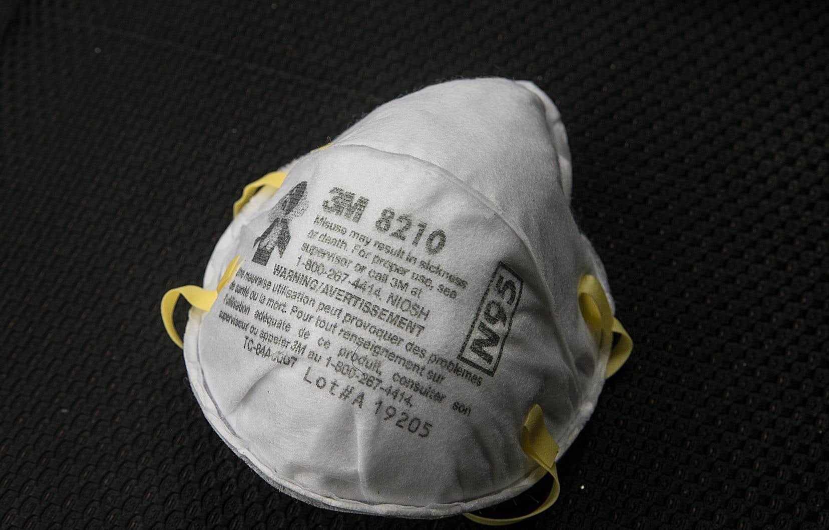 La Fédération des infirmières et infirmiers du Québec entend aller jusqu'au bout pour obtenir l'accès aux masques N95.