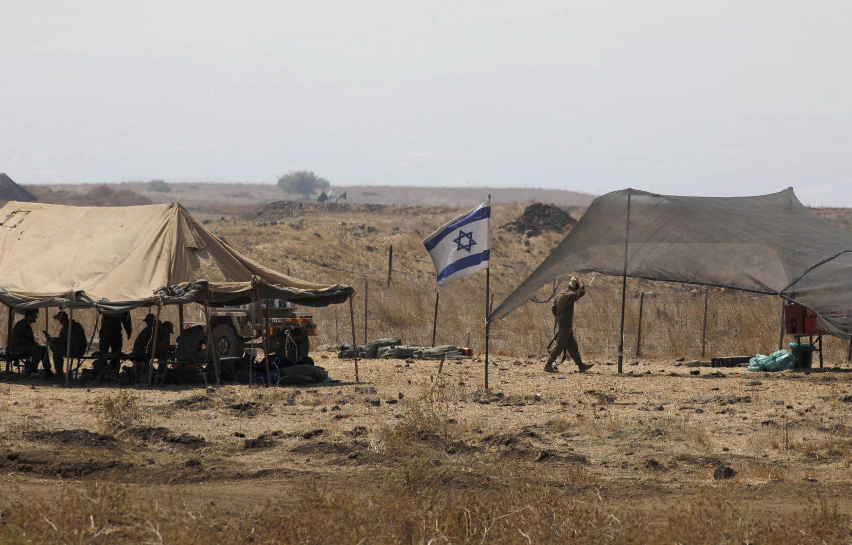 La lettre allègue également que l'armée israélienne aurait, «pendant des années, mené des programmes dans des écoles et des organisations communautaires canadiennes qui visent à inciter des personnes au Canada à s'enrôler» dans les Forces de défense israéliennes.