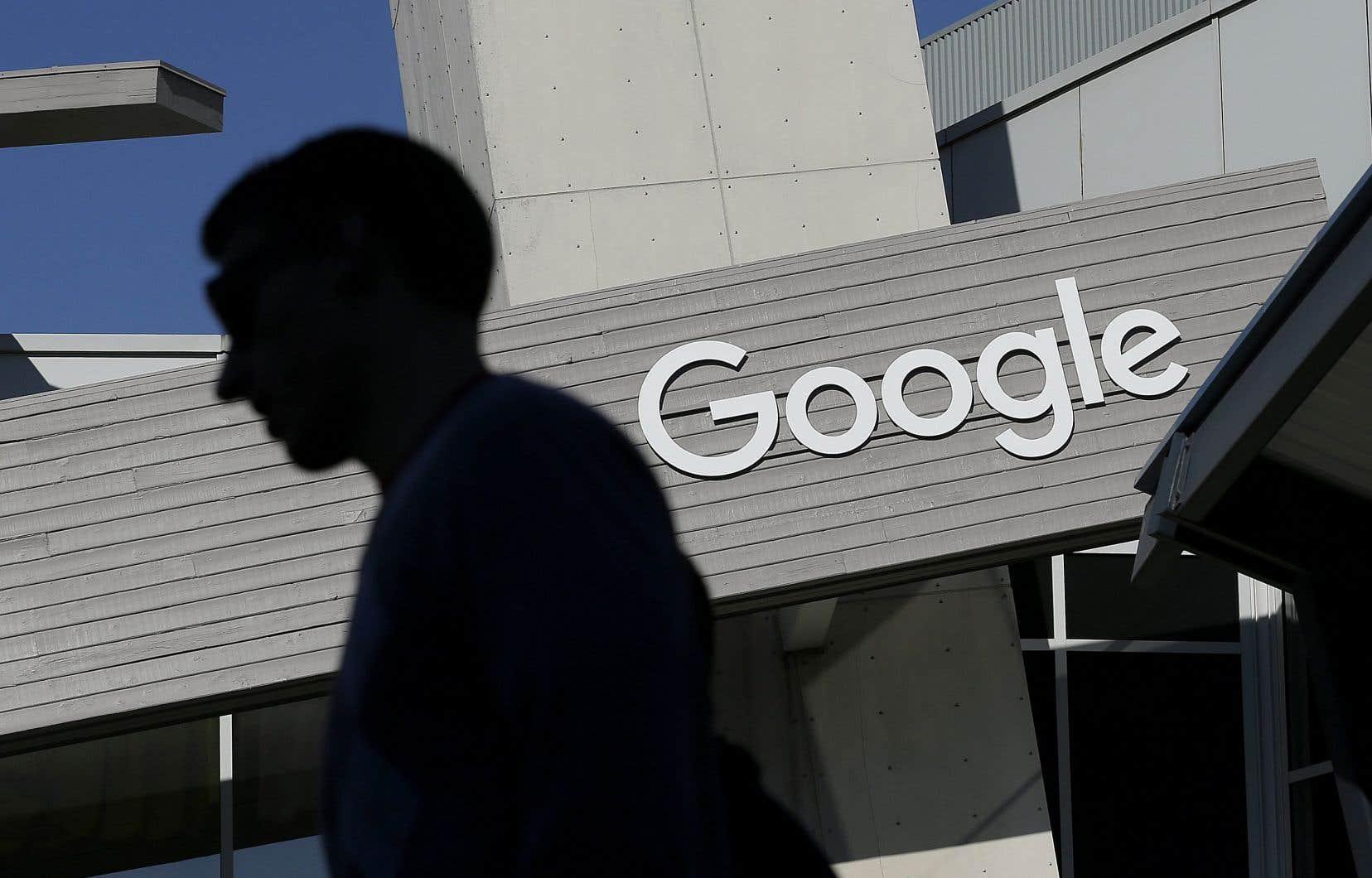 À l'instar de ses concurrents, Google est dans le collimateur des autorités américaines depuis plusieurs années.