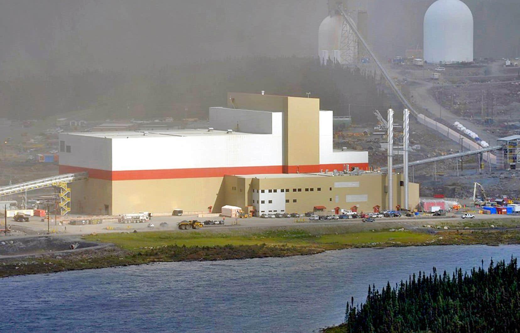 Le gouvernement du Québec n'interdit pas la destruction de lacs, de cours d'eau et de milieux humides pour y stocker des déchets miniers.
