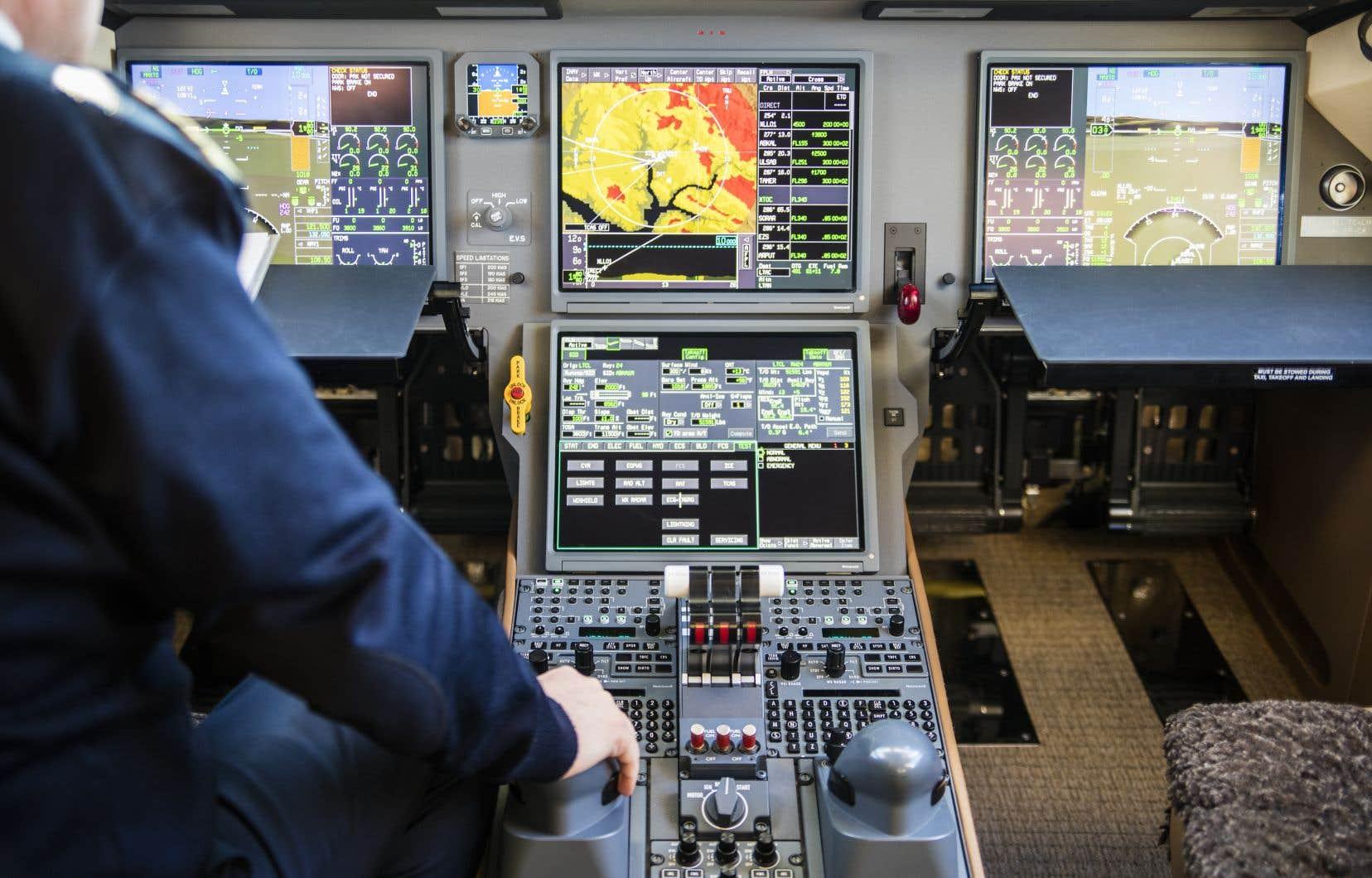 À cause de la COVID-19 et des restrictions frontalières, Transat a seulement besoin de 14% de ses pilotes, selon le syndicat.