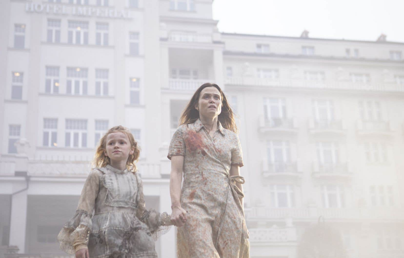 «Kadaver» («Chair humaine»), premier long métrage du Norvégien Jarand Herdal, se déroule dans un monde postapocalyptique dévasté. Tout un chacun fait ce qu'il peut pour subsister.