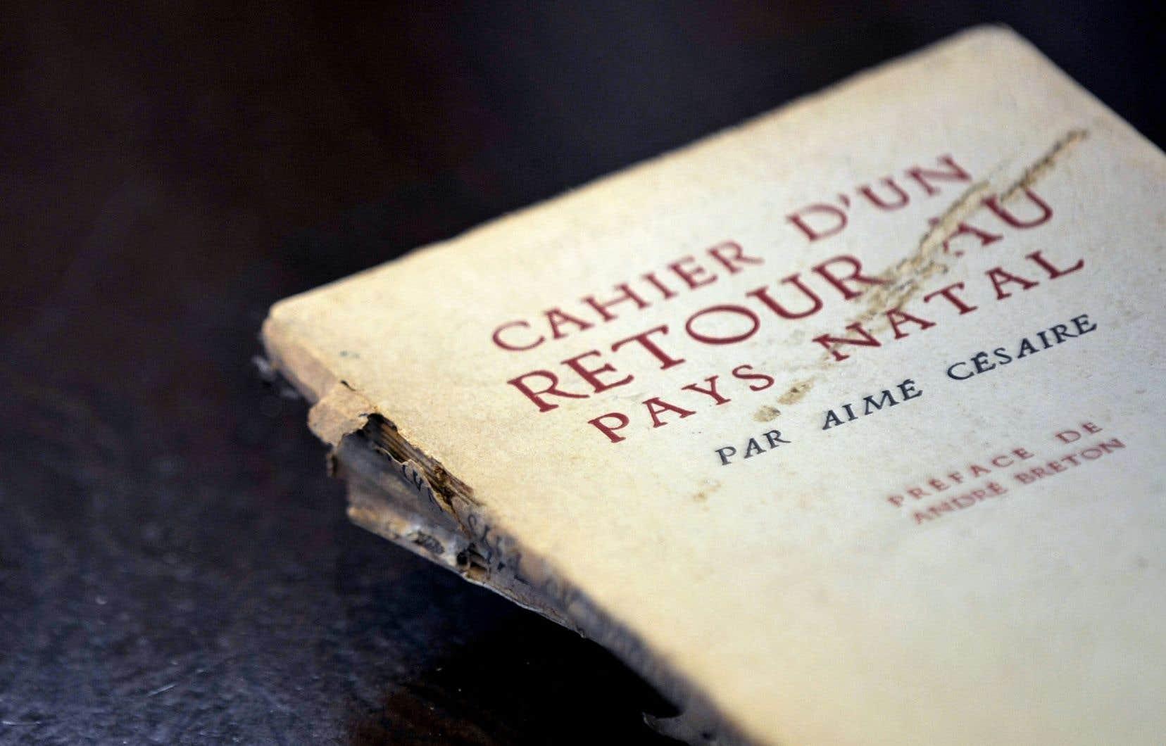 «Un grand poète comme Césaire assume ces étiquettes infamantes et cette injure maudite pour mieux dire sa révolte et pour se redresser dans sa dignité, avec tous ceux de sa race», écrit l'auteur.
