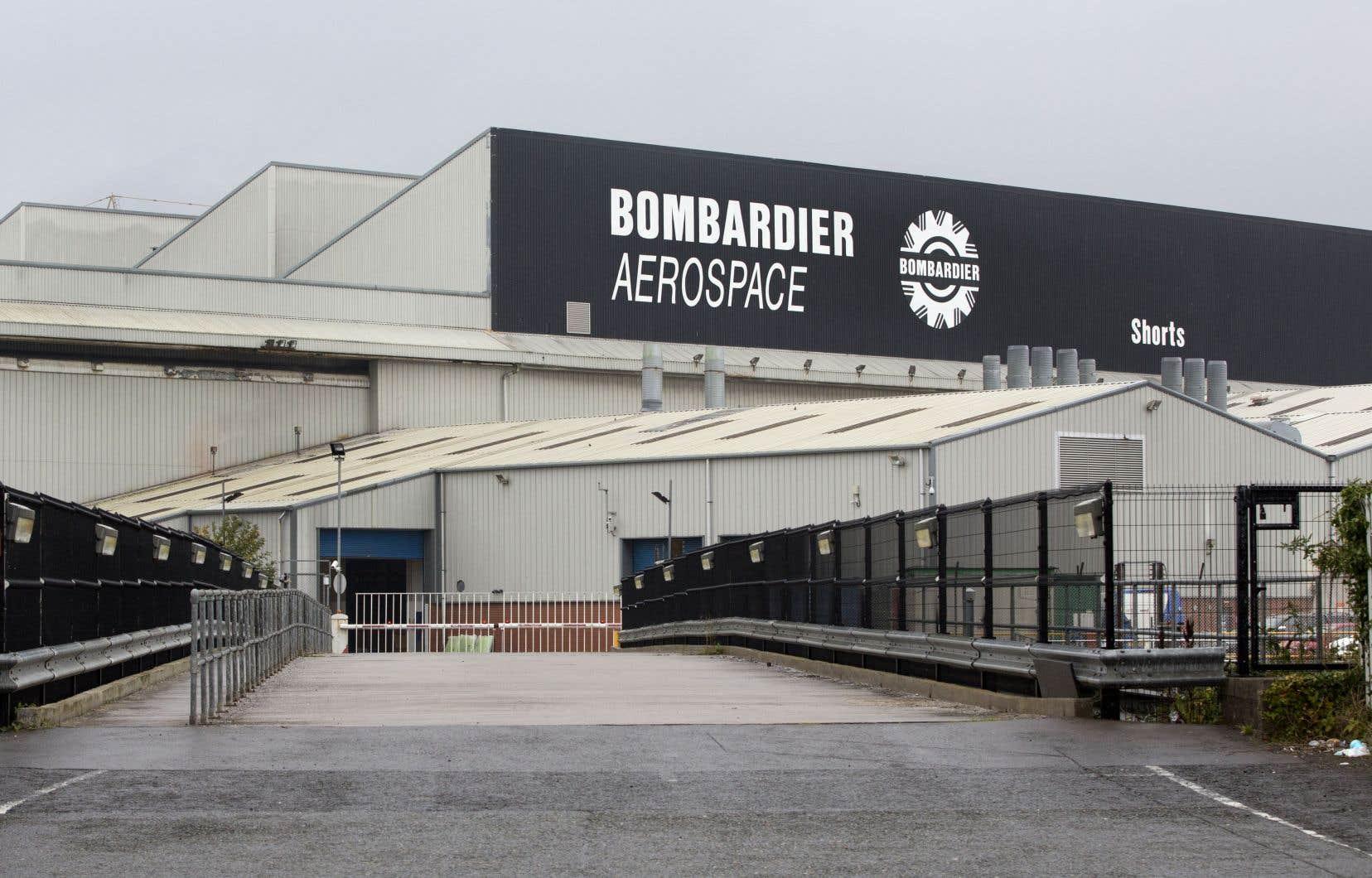 Bombardier dit également avoir pu renégocier à son avantage des ententes avec la compagnie américaine, qui deviendra un fournisseur pour ses familles Learjet, Global et Challenger, à la clôture de la transaction, prévue vendredi.
