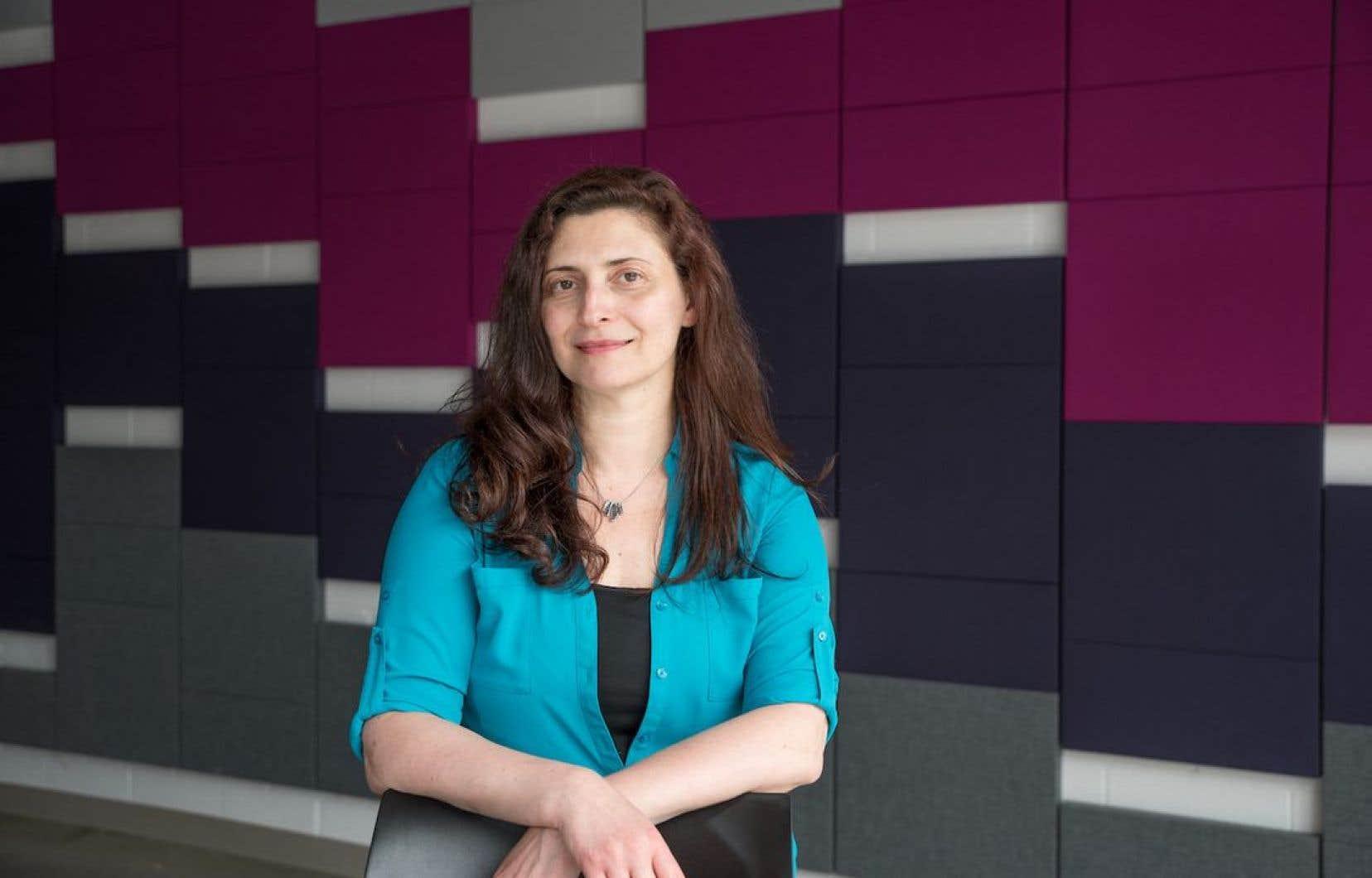 La chercheuse Irina Risha intégré l'Institut québécois d'intelligence artificielle en 2019.