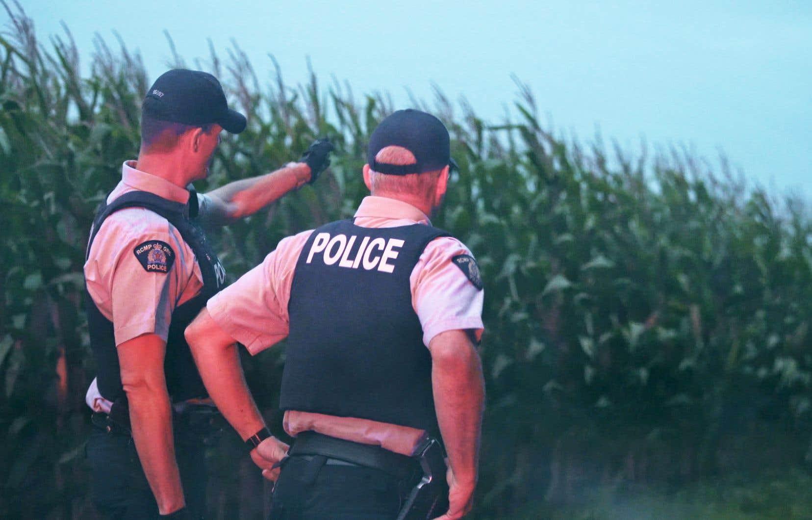 Chacun des quatre épisodes de«Frontière»permet de découvrirle quotidien des policiers qui ont à composer avec les entrées illégales de migrants, le trafic d'armes, de drogue et parfois d'humains.