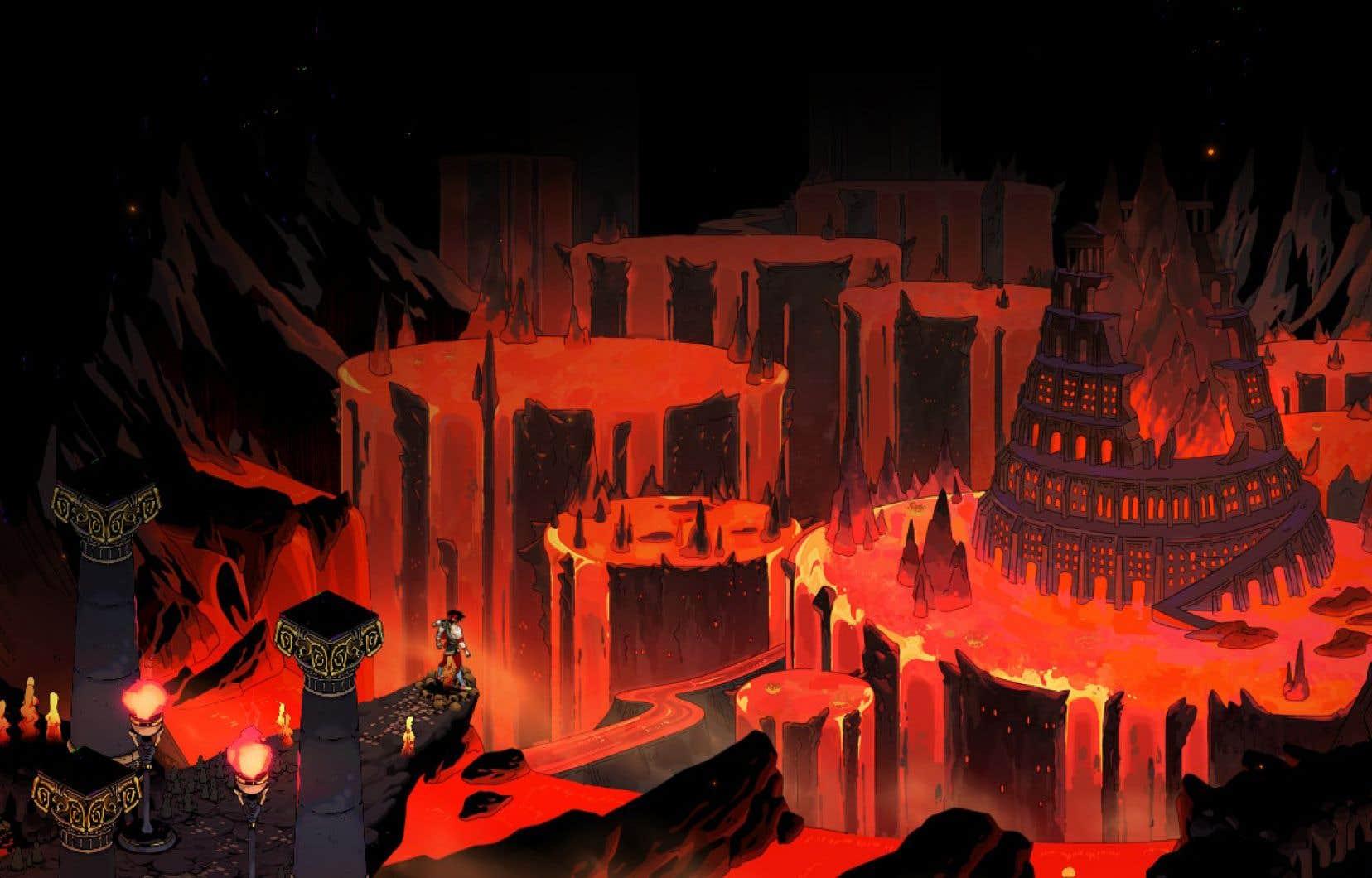 «Hades» raconte l'histoire d'un adolescent en rébellion contre son père.