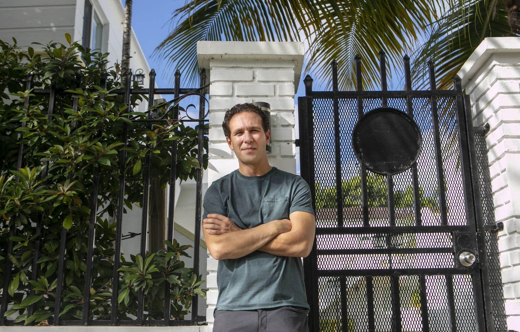La plus grande réussite du Parti républicain est de maintenir les Cubains dans un climat de terreur, estime Mike Ortiz, 34 ans.