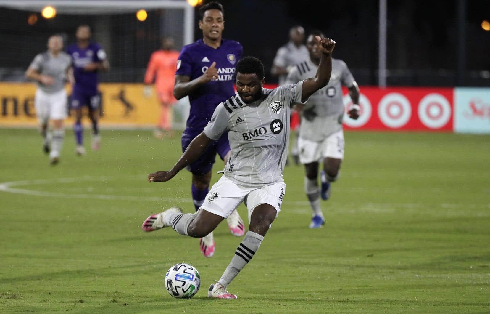 L'Impact de Montréal avait encaissé un revers crève-coeur de 1-0 contre la formation floridienne lors des huitièmes de finale du tournoi de relance de la MLS, à Lake Buena Vista en juillet.