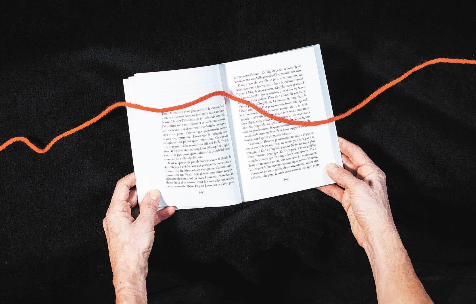 Entre le 11mars et le 31octobre, les ventes de livres ont augmenté de 9% par rapport à l'année dernière, selon les données récoltées par la Société de gestion de la Banque des titres de langue francophone.
