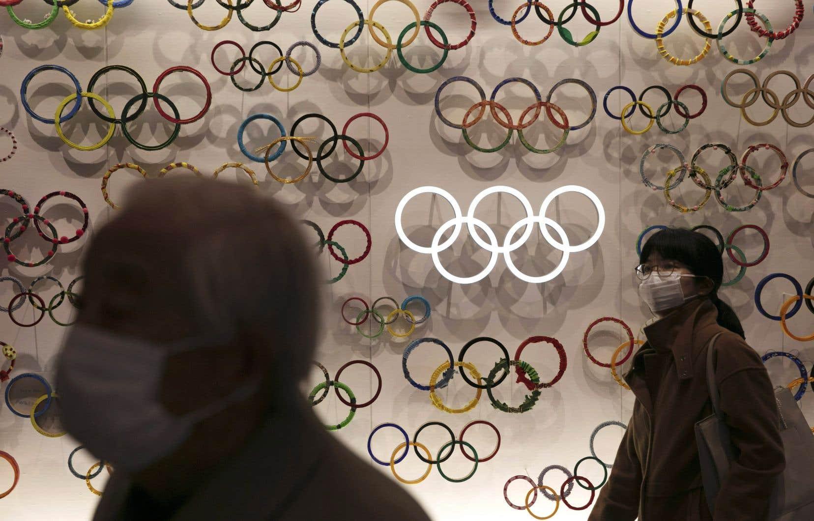 Les sanctions demandées par l'AMA incluent l'interdiction du drapeau, de l'hymne national et du nom de l'équipe de la Russie aux Jeux olympiques de Tokyo l'année prochaine, aux Jeux d'hiver de Pékin en 2022 et à d'autres événements majeurs organisés par des sports et des organisations adhérant au code mondial antidopage.
