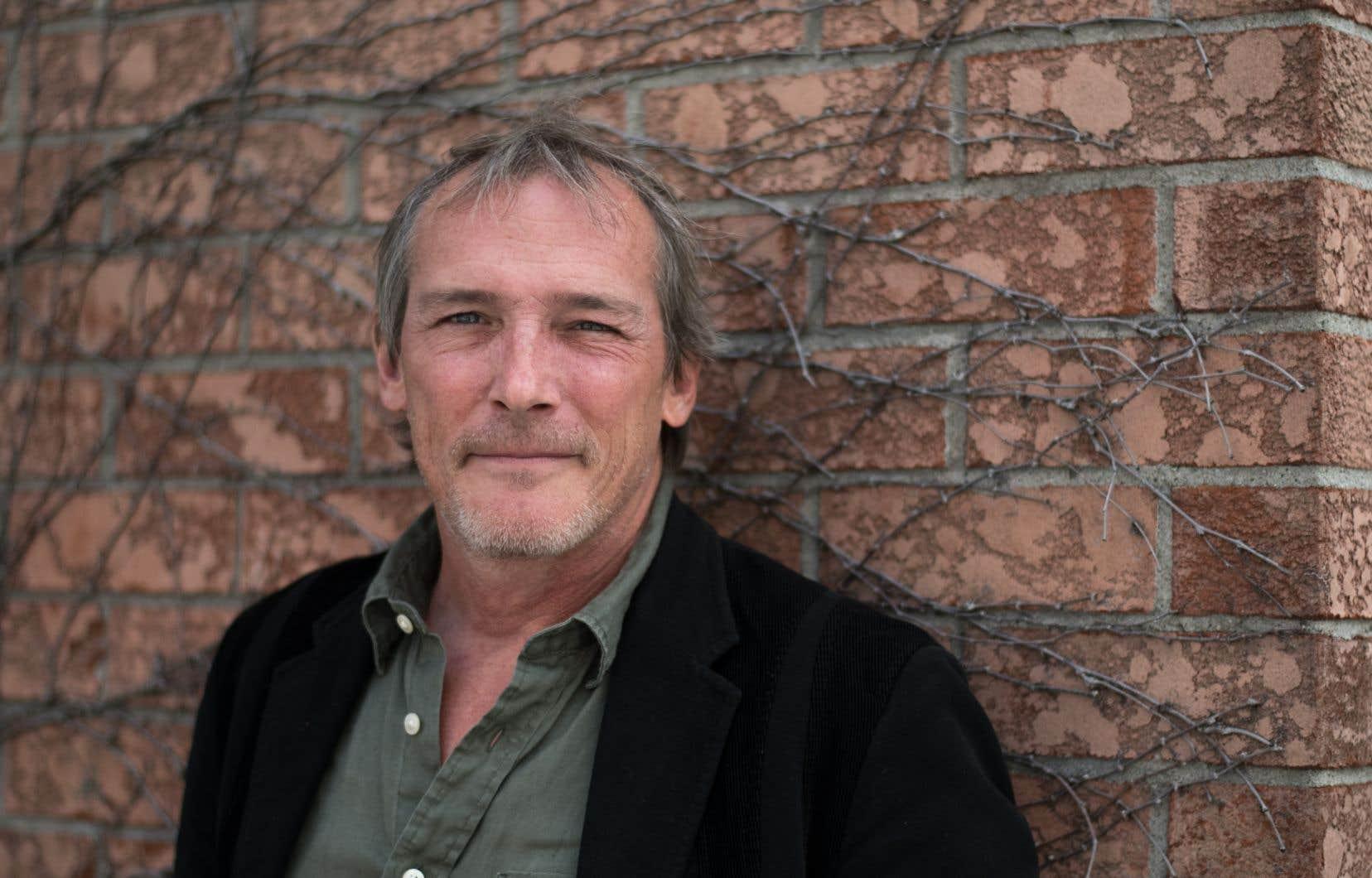 À 56 ans, le réalisateur Louis Bélanger assure avoir encore «d'autres films à tourner».
