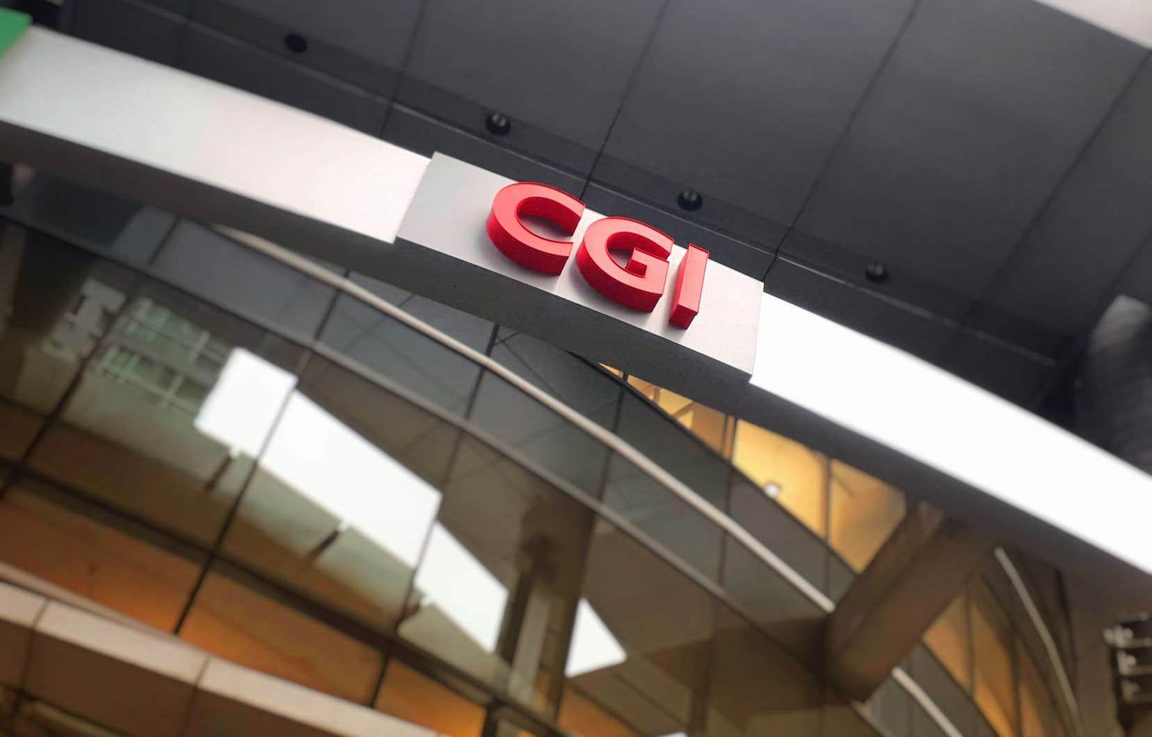 Pour l'exercice terminé le 30septembre, CGI a généré des profits nets de 1,12milliard, ou 4,20$ par action, en baisse de 11,5%.