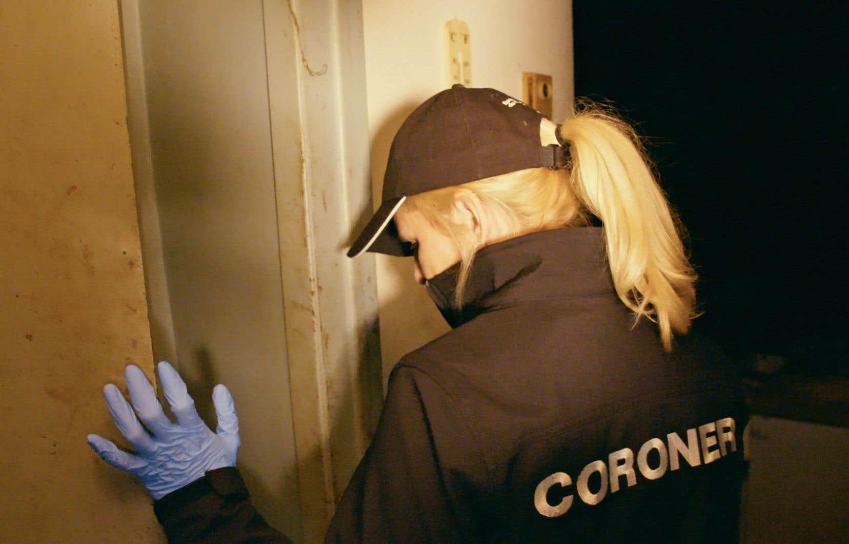 En 2019, les coroners sont intervenus dans 8,5% des décès survenus au Québec.