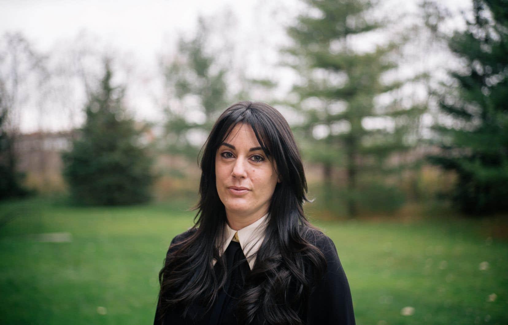 Stephanie Vallet, quis'est déjà distinguée par de nombreuses enquêtes,devient directrice du departement d'enquete du «Devoir».