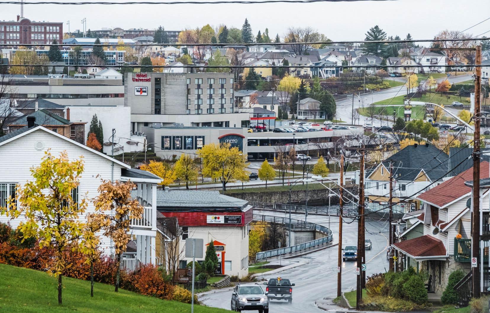 Le Saguenay-Lac-Saint-Jean est en zone rouge depuis le 30octobre.
