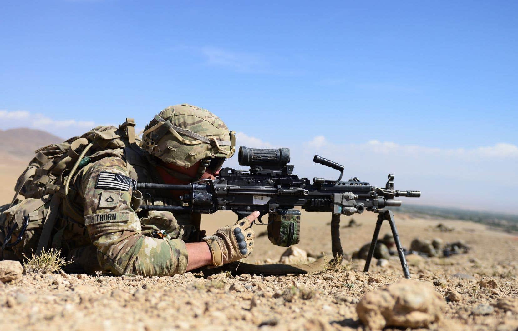 Près de 7000 militaires américains sont morts et plus de 52000 ont été blessés depuis le lancement des offensives militaires en Afghanistan en 2001 puis en Irak deux ans plus tard, selon le Pentagone.