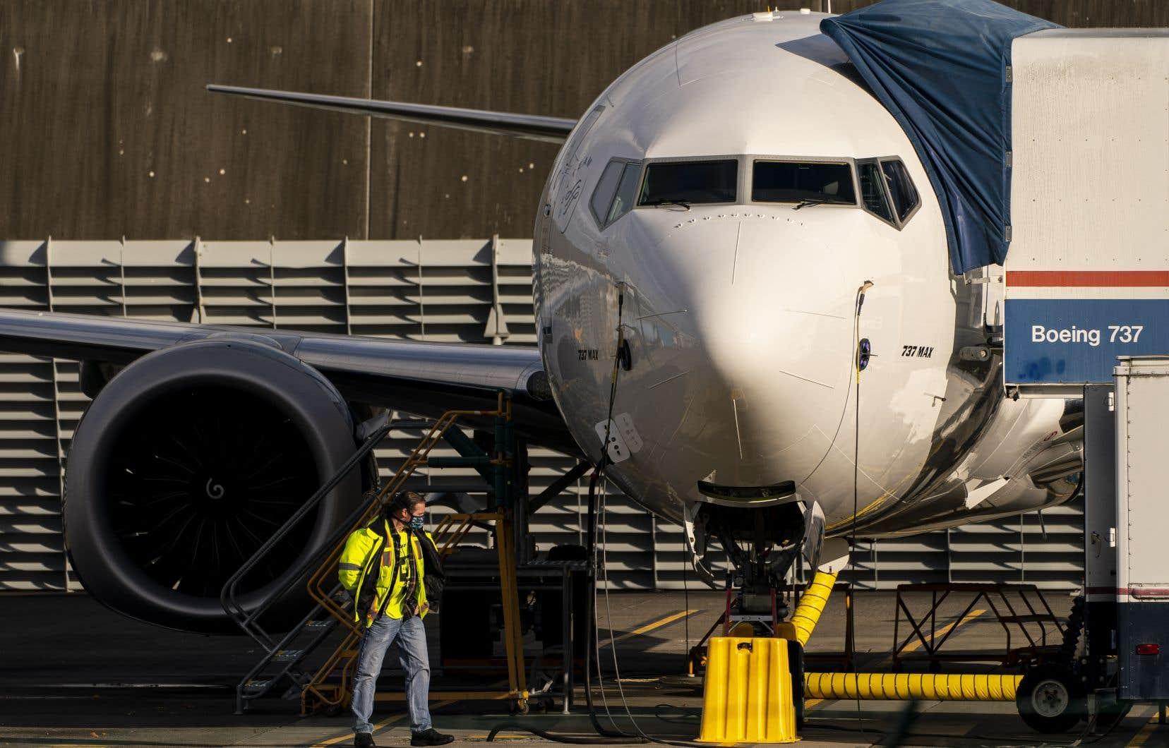 L'Agence fédérale de l'aviation américaine a effectué unexamen complet et méthodique qui a duré 20 mois.
