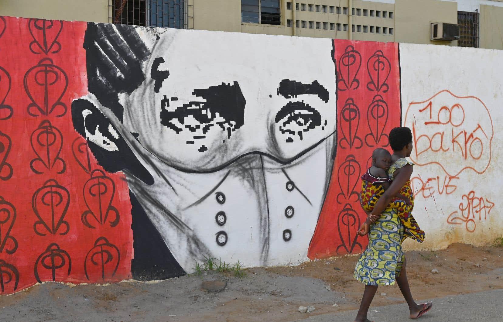 «Nous devons souligner le courage, la patience, et la résilience dont font preuve les femmes d'ici et d'ailleurs, surtout en contexte de crise», écritMaïka Sondarjee.