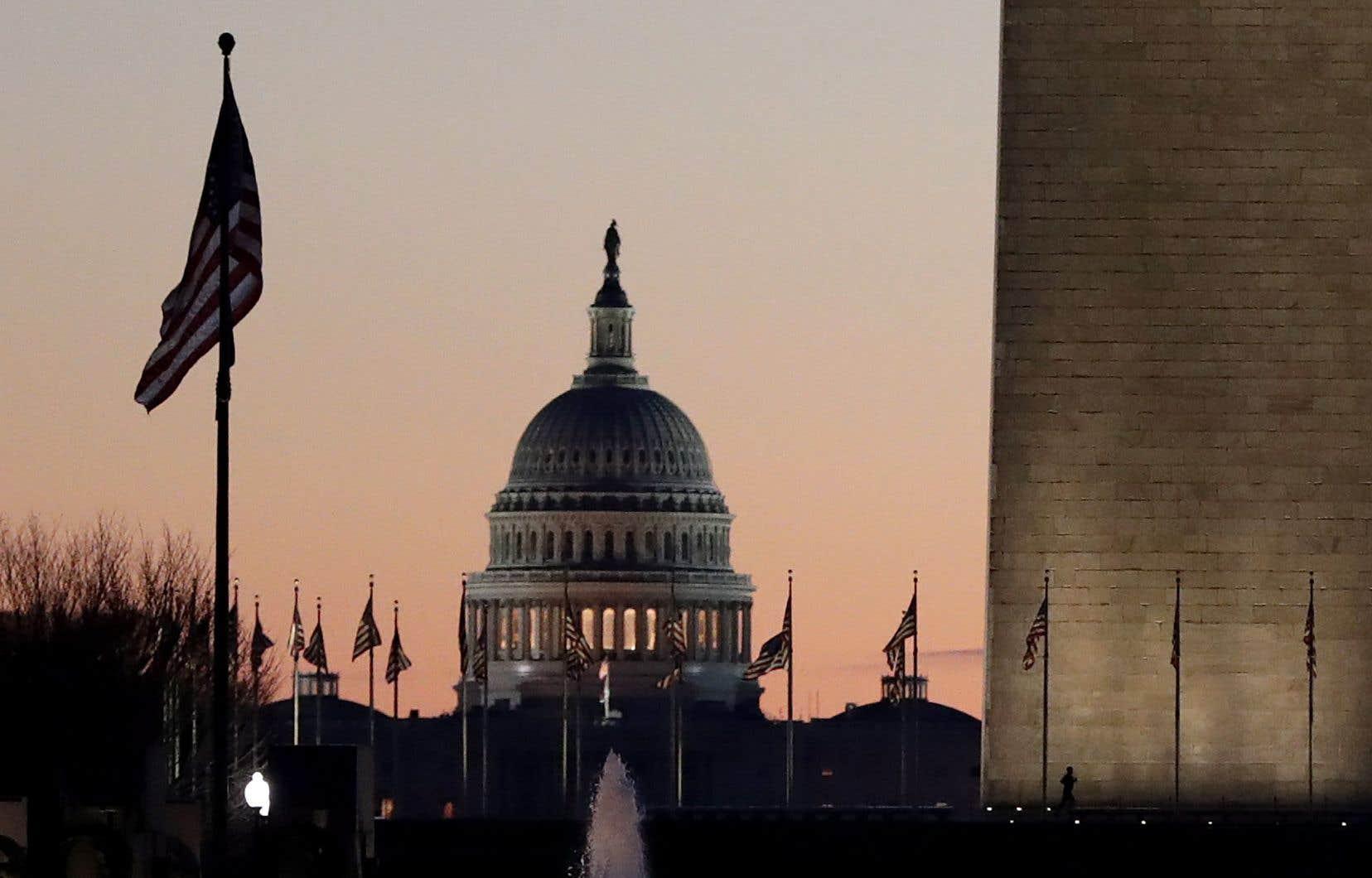 Les États  américains  disposent  de quelques  semaines,  après le scrutin, pour certifier leurs résultats électoraux.