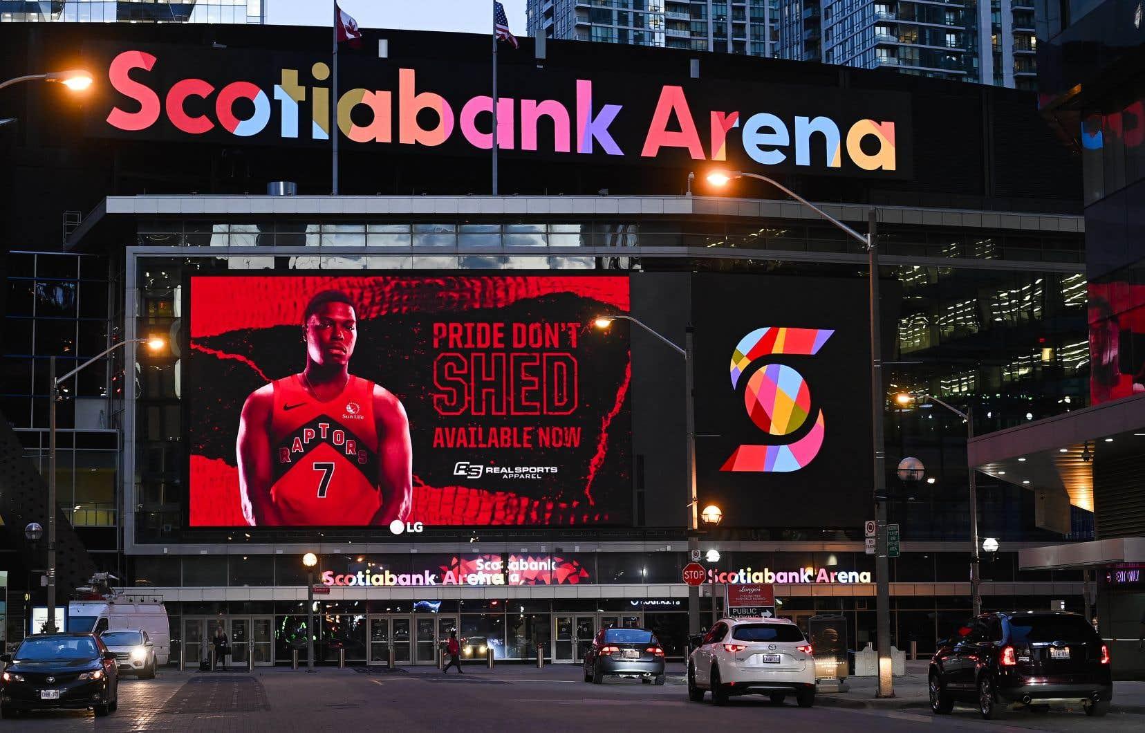 Les Raptors de Toronto n'ont pas obtenu la permission du gouvernement fédéral de jouer au Scotiabank Arena dans la foulée de la pandémie de COVID-19.