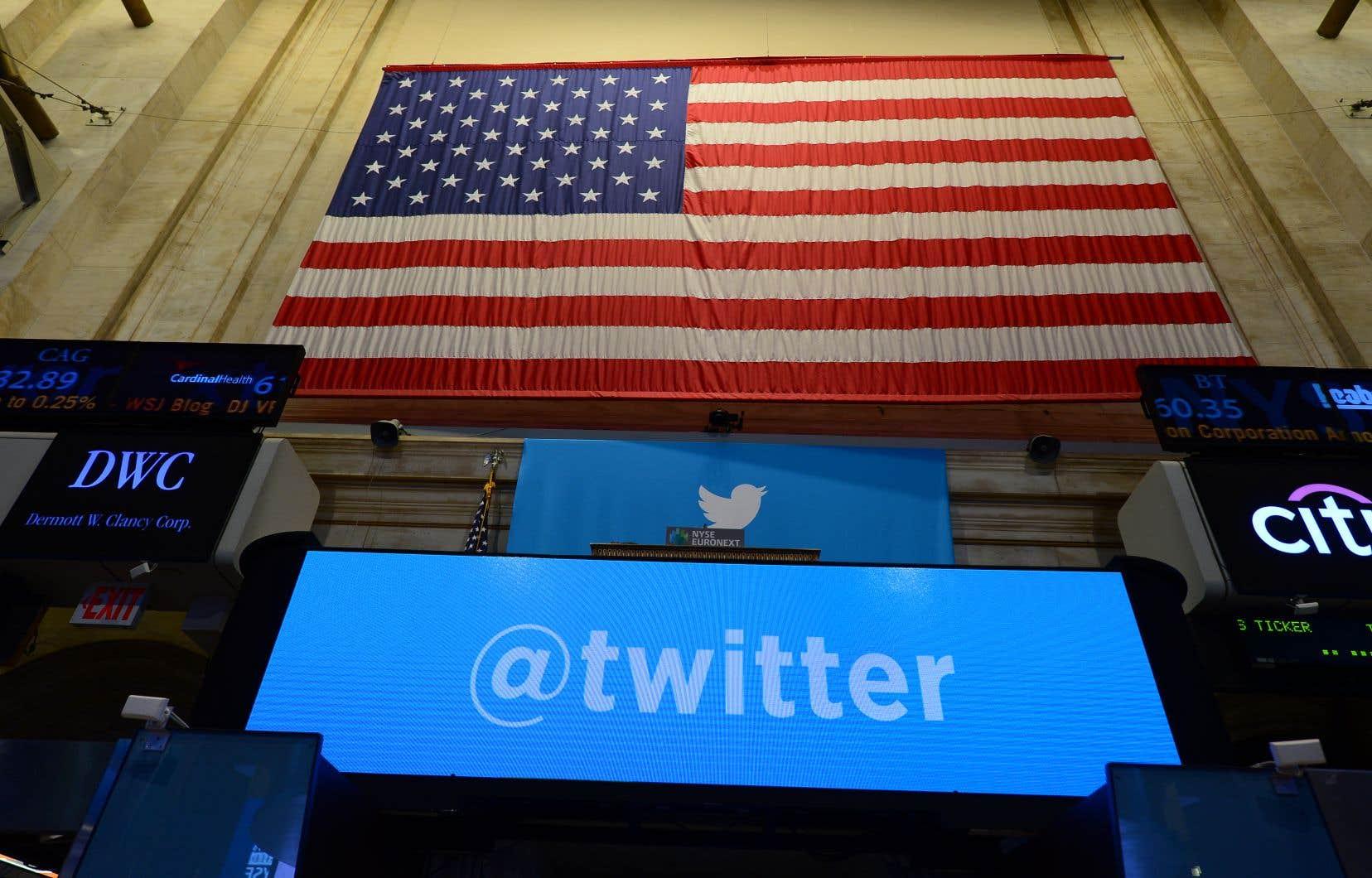 Tous les tweets publiés sur les comptes @POTUS («President of the United States»), @FLOTUS («First lady» ou Première dame des États-Unis), @VP (vice-président) et les autres profils officiels seront archivés.
