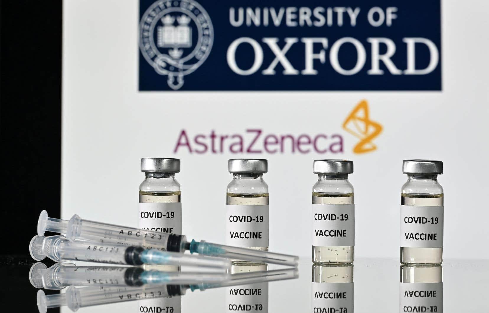 L'annonce du laboratoire britannique AstraZeneca ravive les espoirs de retour à la normale.