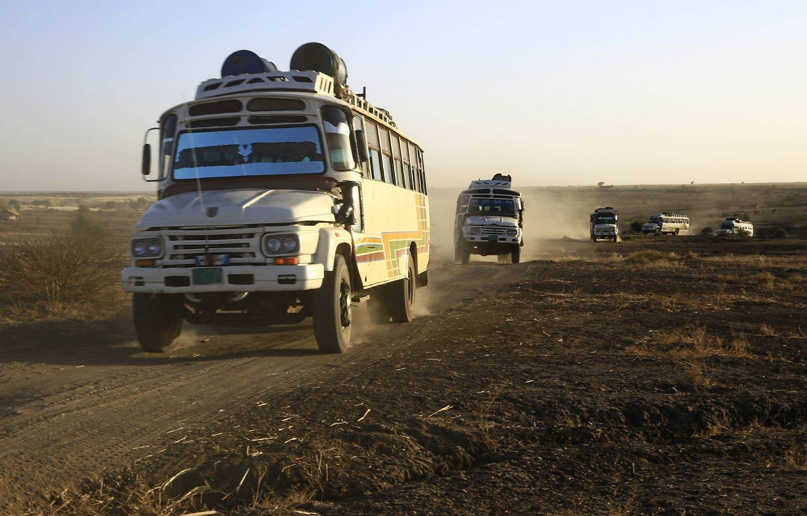 Plus de 36000 habitants de la région ont déjà fui au Soudan voisin.