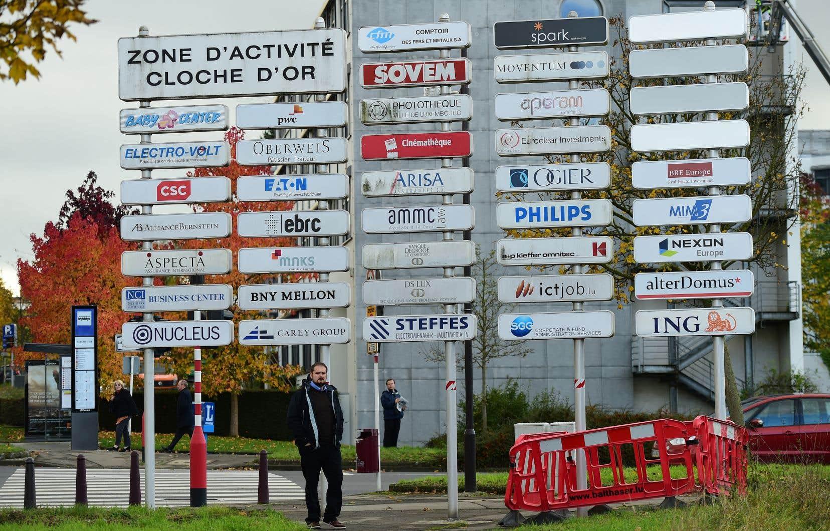 Le Luxembourg compte parmi les destinations les plus prisées par les Canadiens désireux de se mettre à l'abri du fisc.
