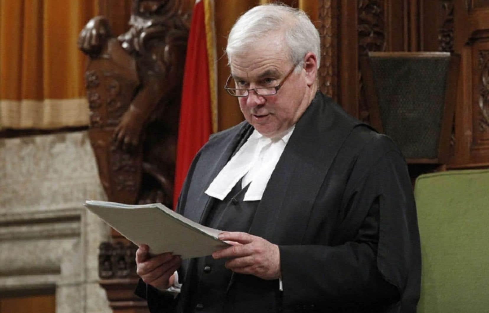 Après les jugements accablants du président de la Chambre des communes, Peter Milliken, contre les conservateurs, la possibilité que le Canada soit plongé en élection avant le dépôt du budget fédéral est maintenant bien réelle.<br />