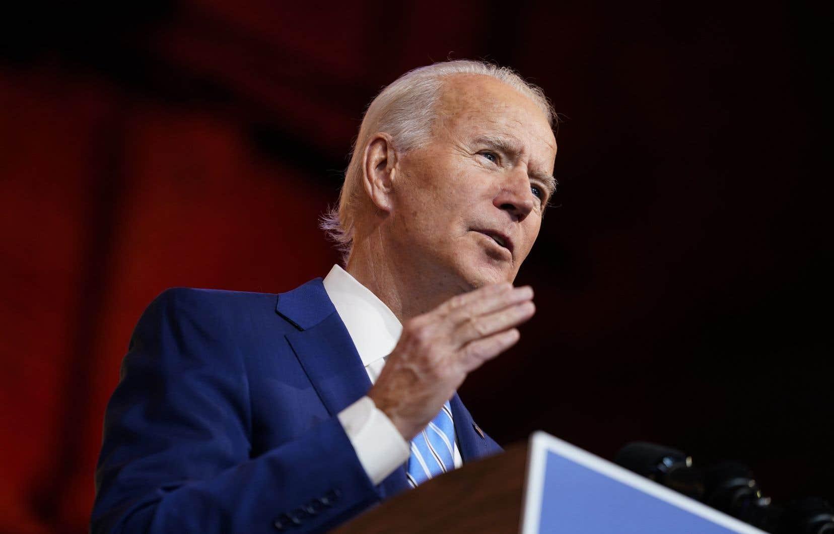 Les résultats de la Pennsylvanie ont été certifiés officiellement mardi en faveur de Joe Biden.