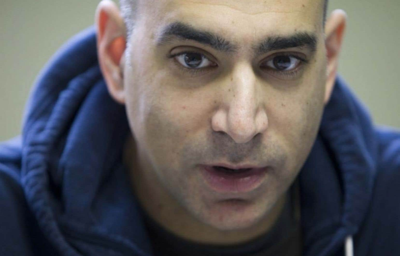 Ali Abunimah<br />