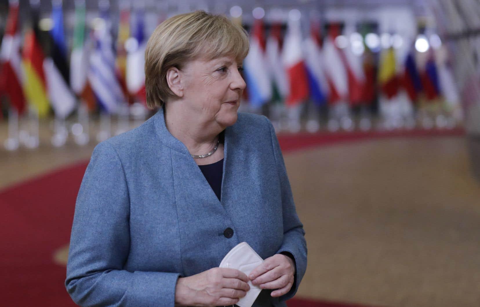 Angela Merkel est maintenant au pouvoir en Allemagne depuis 15 ans.