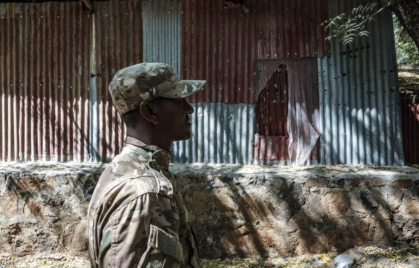 Dimanche matin, il n'était toujours pas possible de vérifier de manière indépendante si Mekele était totalement sous le contrôle de l'armée éthiopienne, dont un porte-parole, Mohamed Tessema, a affirmé à l'AFP que les opérations s'y déroulaient «très bien».