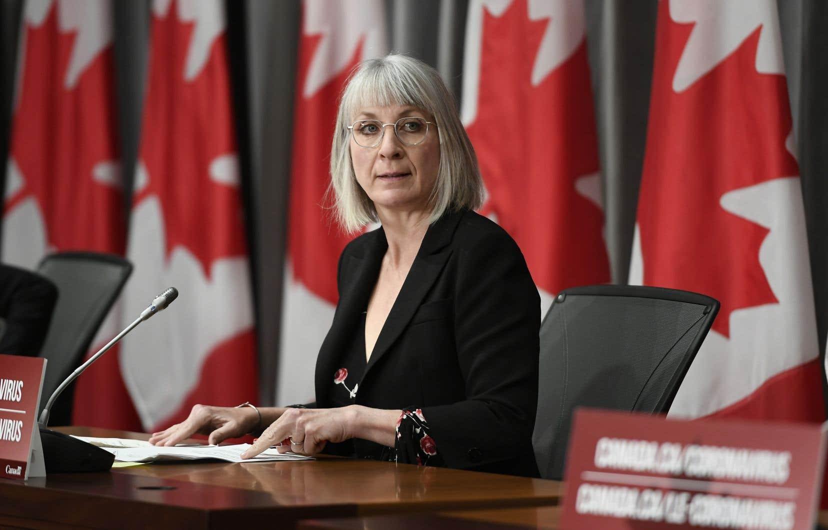 L'arrêté d'urgence signé vendredi par la ministre fédérale de la Santé, Patty Hajdu, s'applique à tous les médicaments soumis à la déclaration obligatoire des pénuries au Canada.
