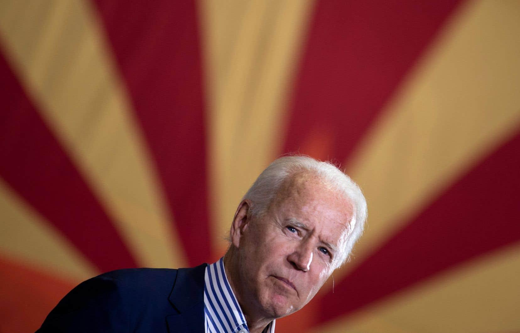 Dans l'Arizona, Joe Biden remporte une courte victoire, par 10457 voix d'avance dans un État où près de 3,5millions d'électeurs ont voté.