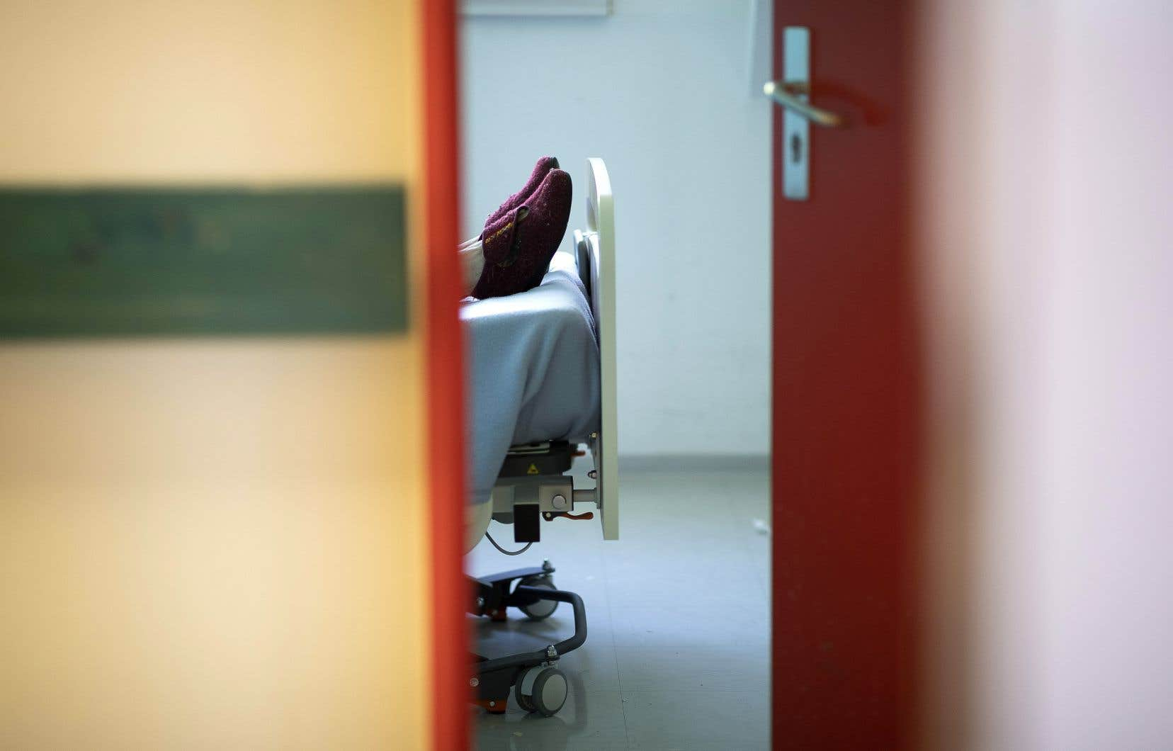 «La population âgée est diverse, et le sort de ces patients l'est tout autant», écrit l'auteur.
