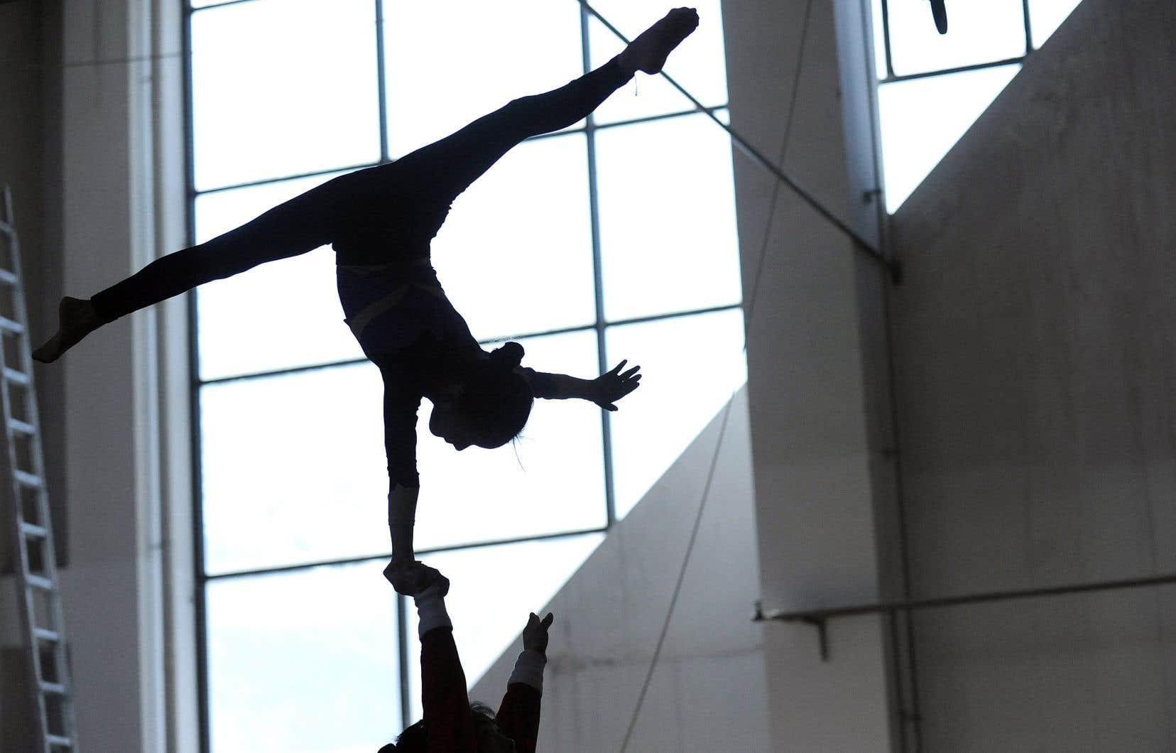 La Fédération suédoise de gymnastique est la première fédération sportive à répondre à l'appel de la Fédération suédoise pour les droits des lesbiennes, gais, bisexuels, transsexuels, queers et intersexués (RFSL).
