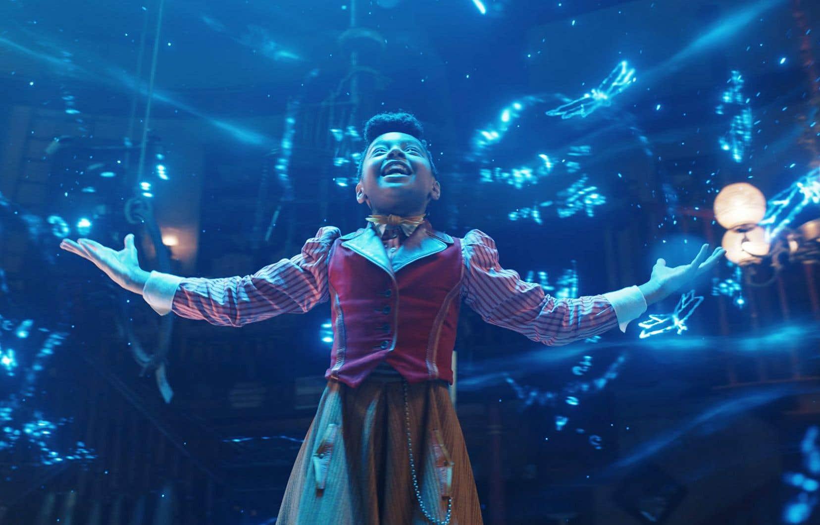 «Jingle Jangle: A Christmas Journey», sur Netflix, est une comédie musicale où Forest Whitaker interprète un fabricant de jouets excentrique déchu qui redécouvre son univers enchanté et enchanteur grâce à sa petite-fille.