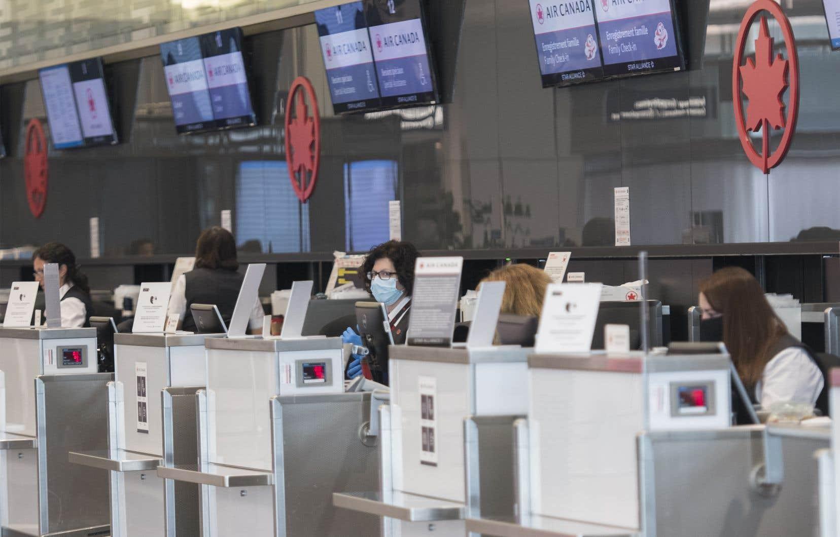 La Cour supérieure du Québec devra se pencher sur les «passes de vols» prépayées vendues par Air Canada.