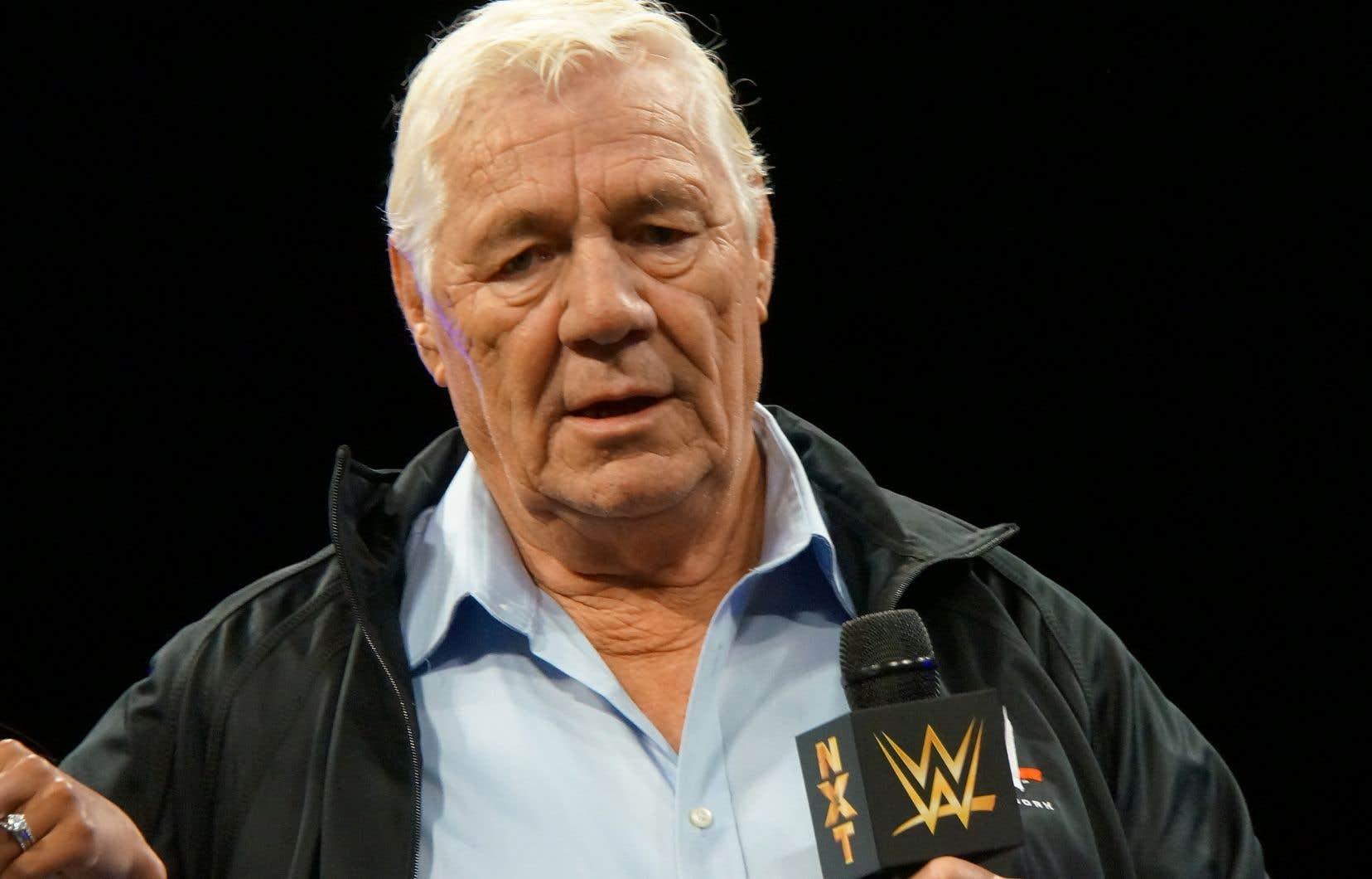 Patterson, qui a commencé sa carrière de lutteur au Québec en 1958, s'est exilé aux États-Unis où il a connu du succès pendant près de 20ans – surtout dans la baie de San Francisco. Il a ensuite fait le saut dans la WWE en 1978.