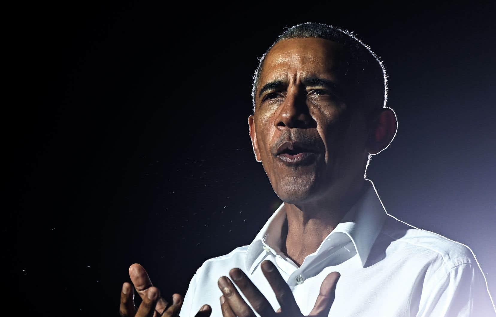 Barack Obama, 59ans, a affirmé faire «entièrement confiance» aux autorités sanitaires du pays, dont l'immunologue Anthony Fauci, figure scientifique très respectée aux États-Unis.