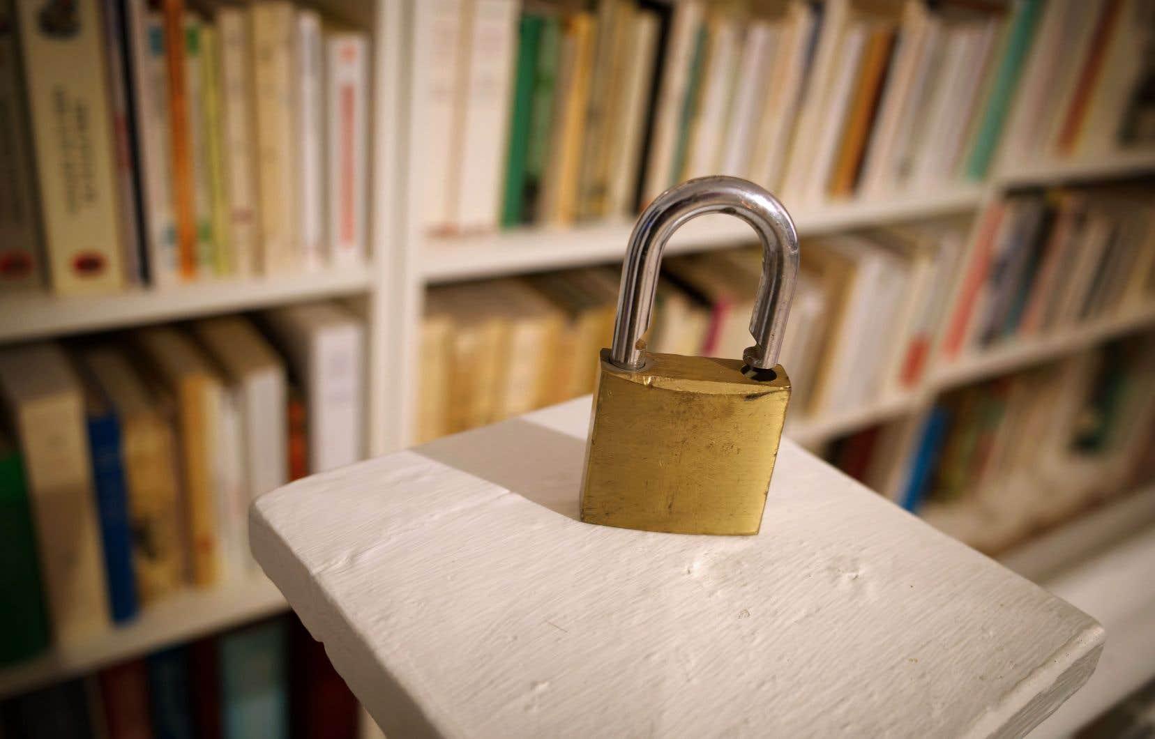 «Ce déni de la censure est aujourd'hui devenu un lieu commun des bien-pensants», écritPatrick Moreau.