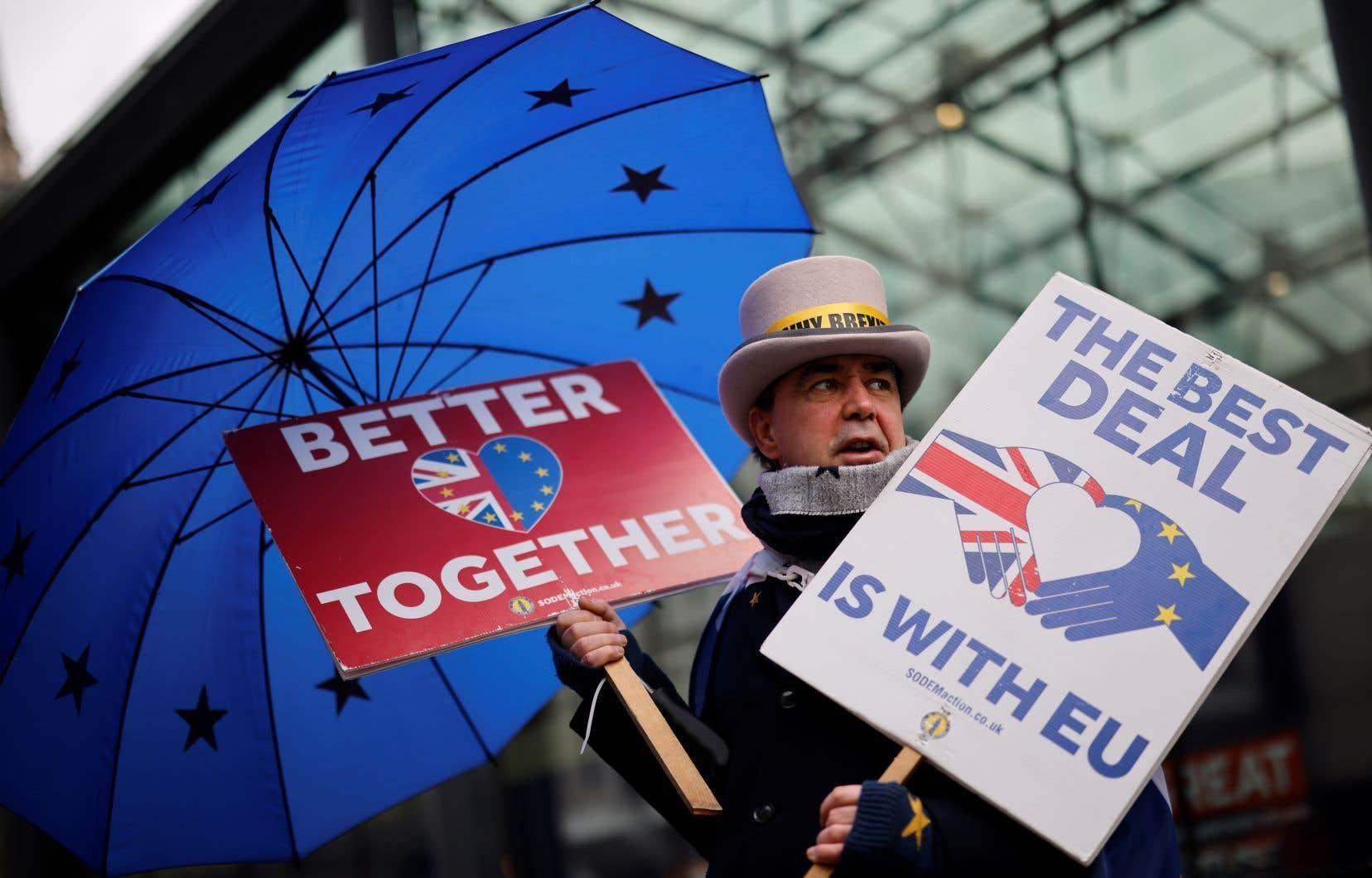 Le 31décembre, les Britanniques, qui ont quitté l'UE le 31janvier, cesseront d'appliquer les normes européennes.