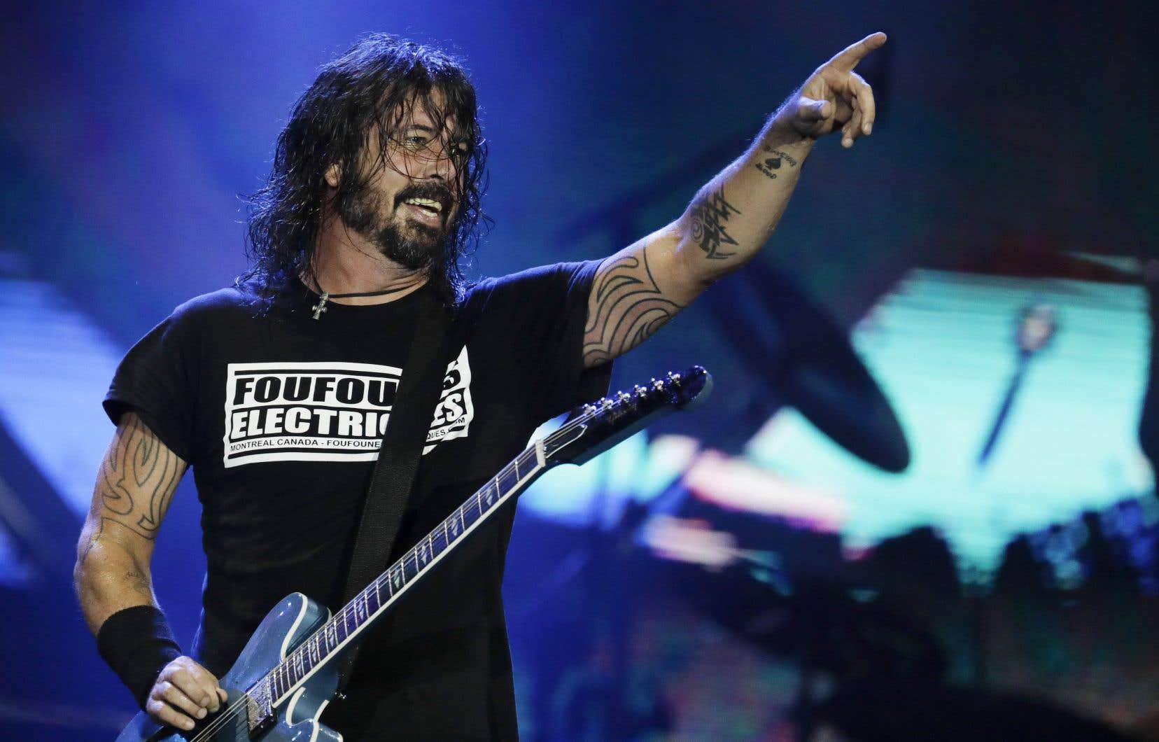 Les Foo Fighters faisaient déjà partie de l'affiche de l'été dernier. Le groupe rock devrait se produire au premier soir du 15e anniversaire d'Osheaga, le vendredi 30 juillet.
