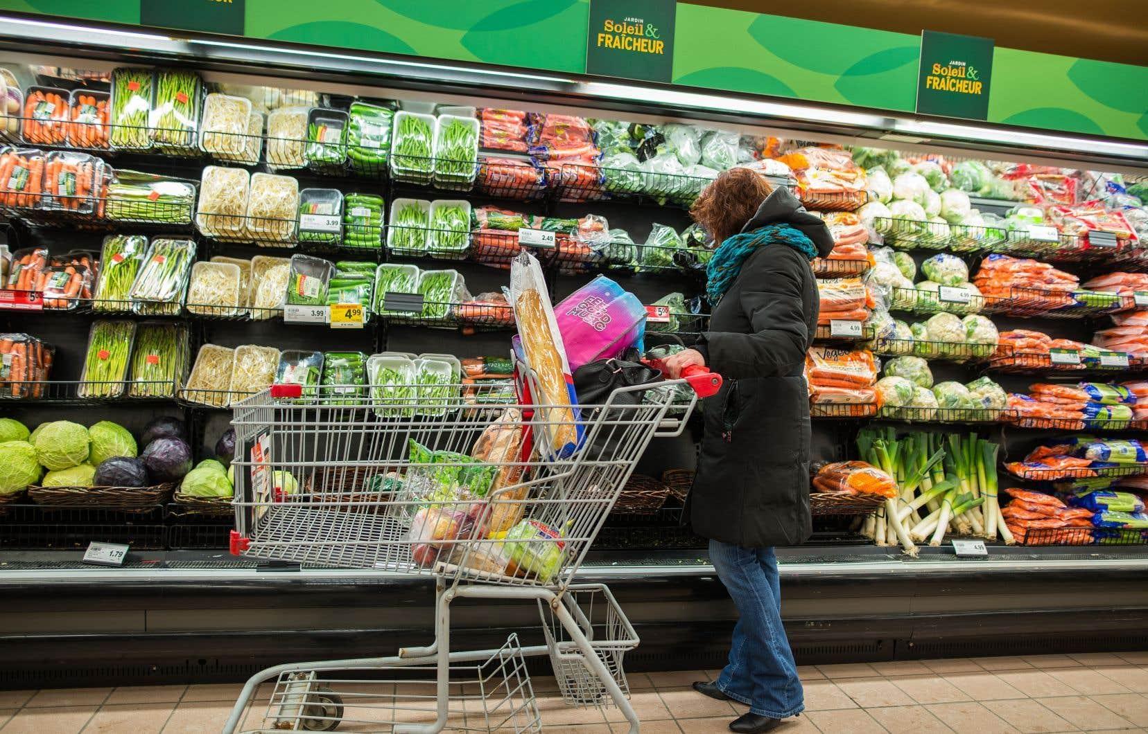 Les viandes et les légumes frais sont les deux grandes catégories qui font monter les prix,avec une augmentation pouvant atteindre 6,5%.